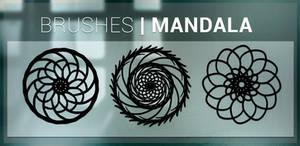 Brushes   Mandala Style