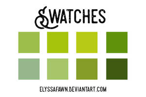 Swatches #3