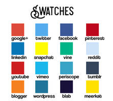 Swatches #4 Social Media
