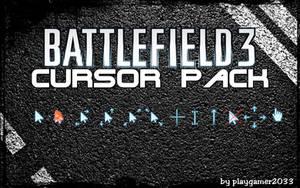 Battlefield 3 Cursor Pack
