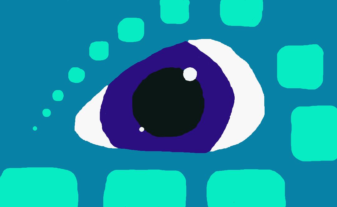 Ren's Eye by Major-Ren