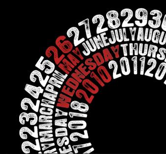 Corner Calendar by FreakQuency85