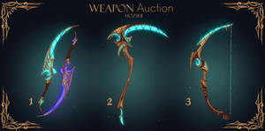 [OPEN1/3]ANIMATED WEAPON AUCTION(Click to view)#8