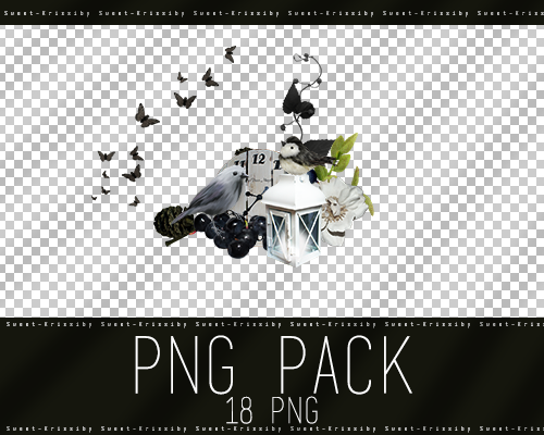 PNG pack by Sweet-Krissi (24) by ByEny