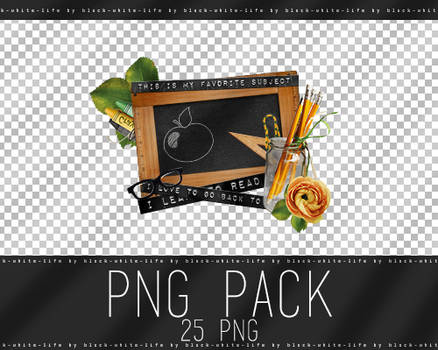 PNG pack by black-white-life (54)