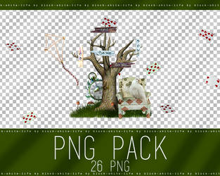 PNG pack by black-white-life (65) by ByEny