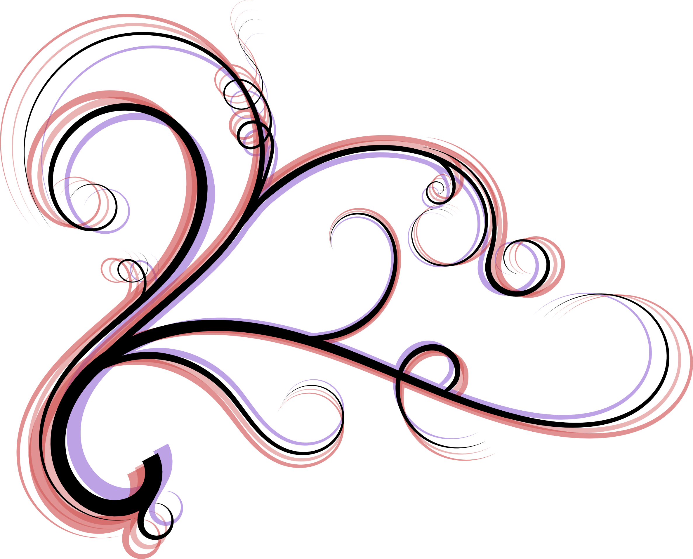 How To Add Color Simple Decorative Ornament Svg By Pechblenda On Deviantart