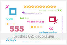 sheld0n brushes 2 by papercash