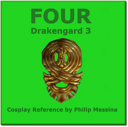 Four Cosplay Reference