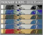 Photoshop Action - Effects 002