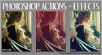 Photoshop Actions - Effects