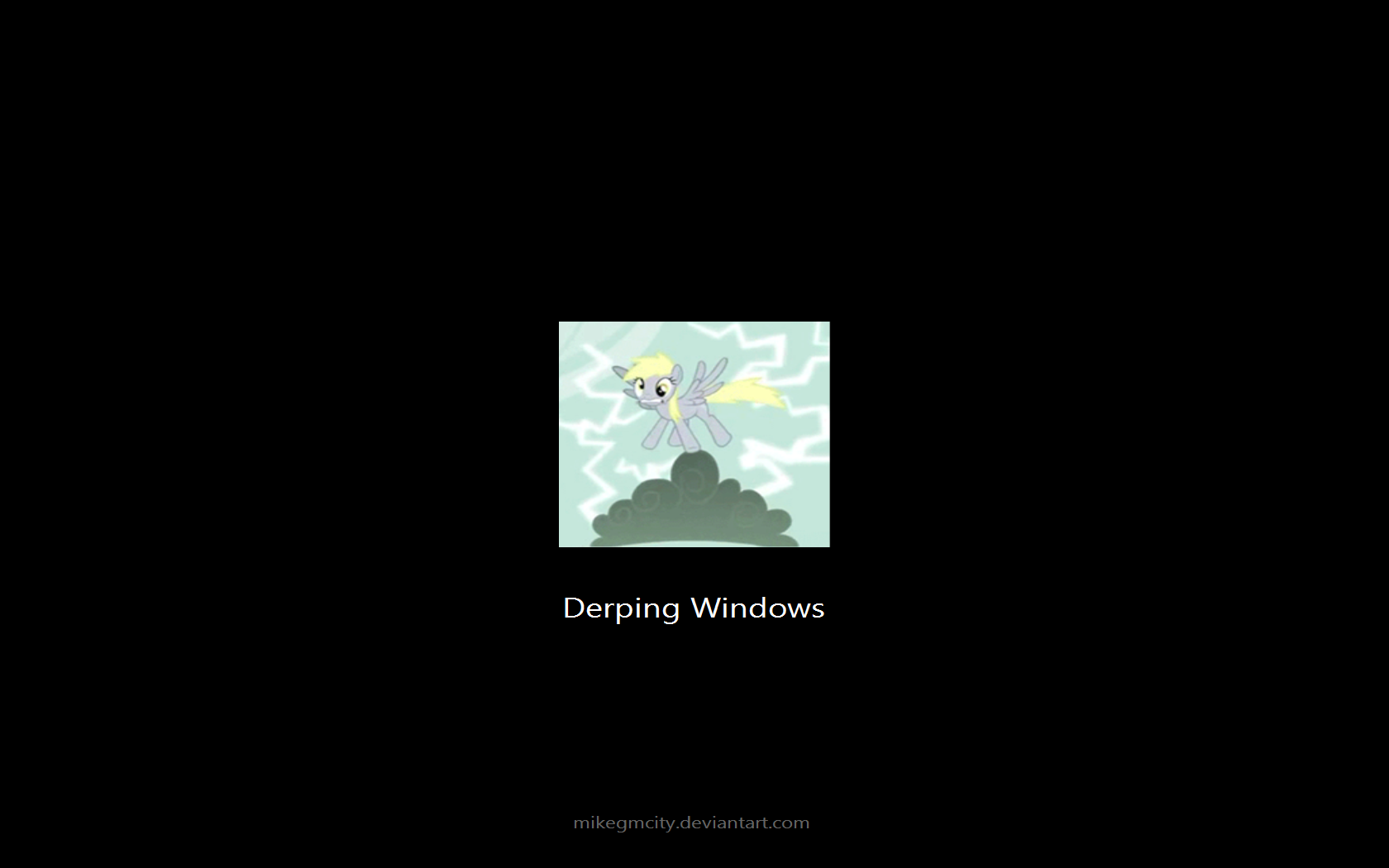 derpy windows 7 boot theme v1 by mikegmcity on deviantart