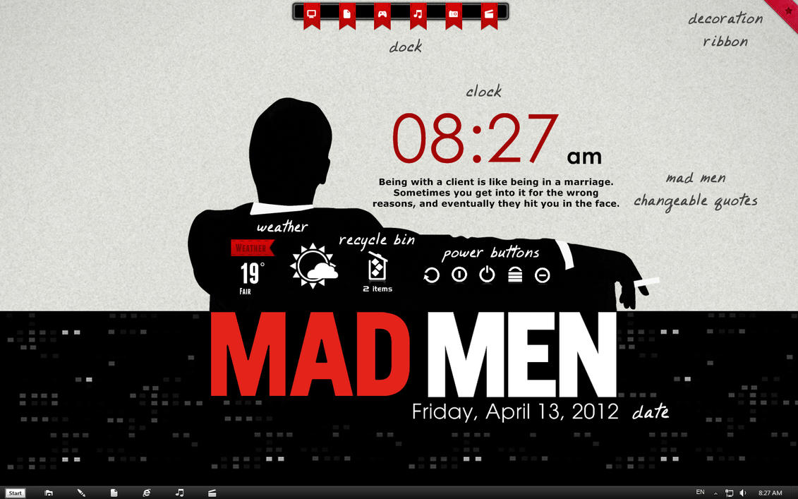 Mad Men by 3araby