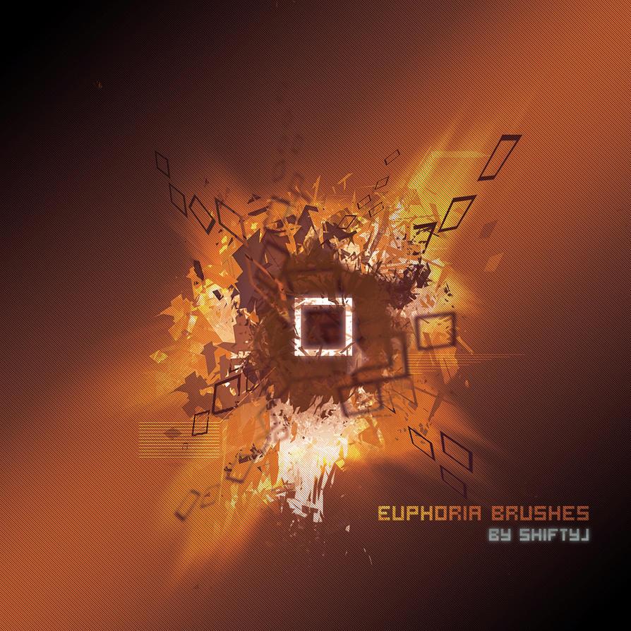 Euphoria Brushes - Brush Pack by ShiftyJ
