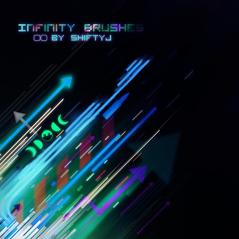 Infinity Brush Set by ShiftyJ