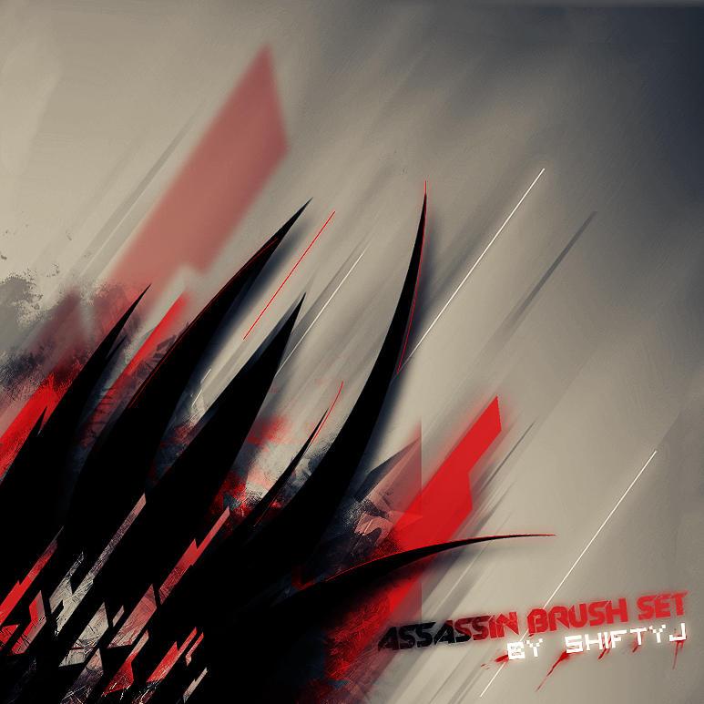Assassin Brush Set by ShiftyJ
