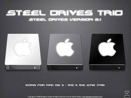 Steel Drives Trio