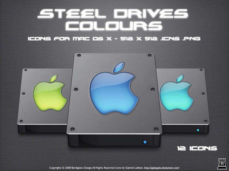 Steel Drives 3.0 by igabapple