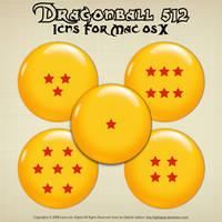 Dragonball 512 Icons