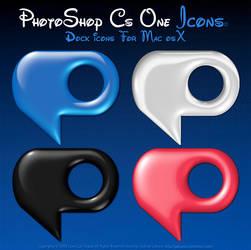 PS CS-ONE Icons