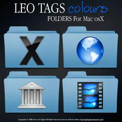 Leo Tags Colours