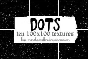 Dots by LaU-marshmallow