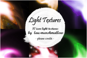 Light Textures by LaU-marshmallow