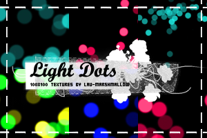 Light Dots by LaU-marshmallow