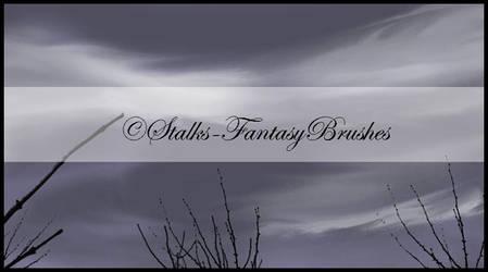 Stalk Brushes by FantasyBrushes
