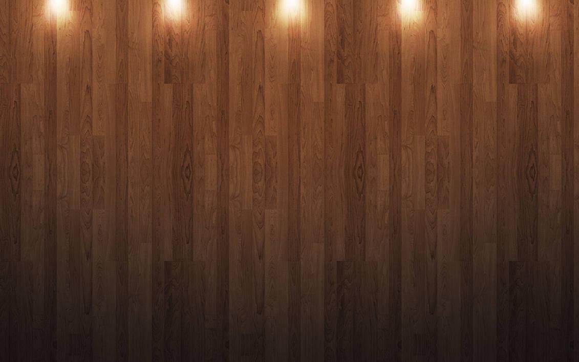 Hardwood w Lights by zyklophon