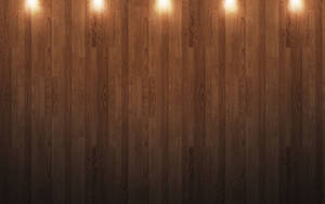 Hardwood w Lights by zyklophon
