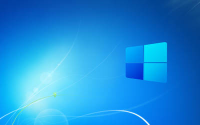 Windows 7X Wallpaper