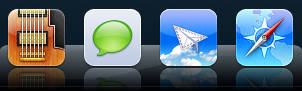 Untitled Dock for iPhone + 4G by angrybanana5000