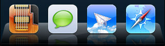 Untitled Dock for iPhone + 4G