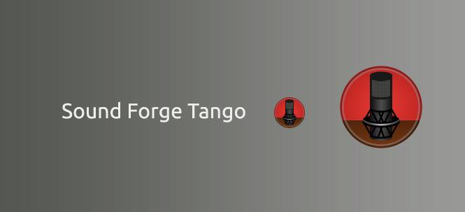 Sound Forge Tango Icon