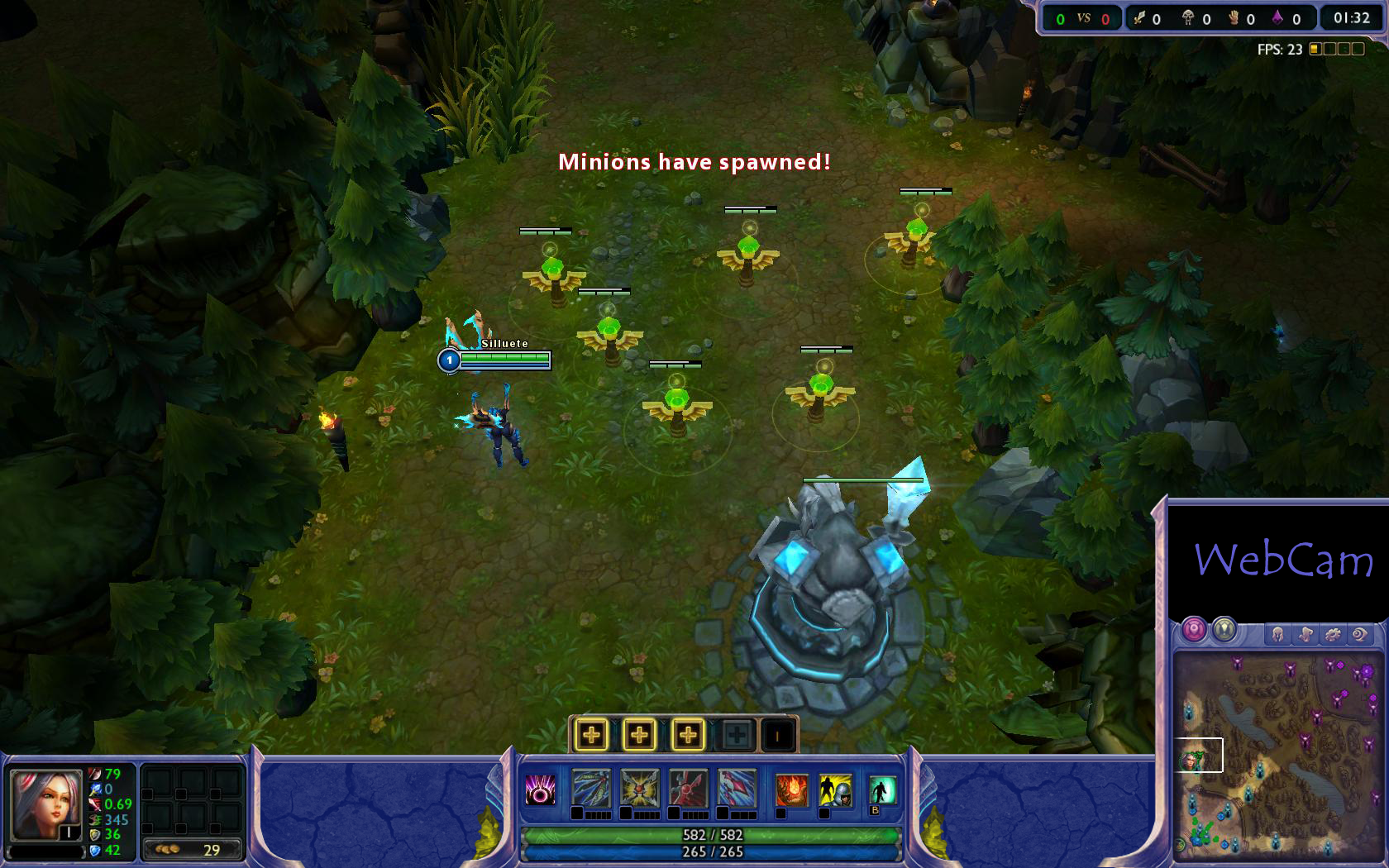 how to set up league of legends overlay