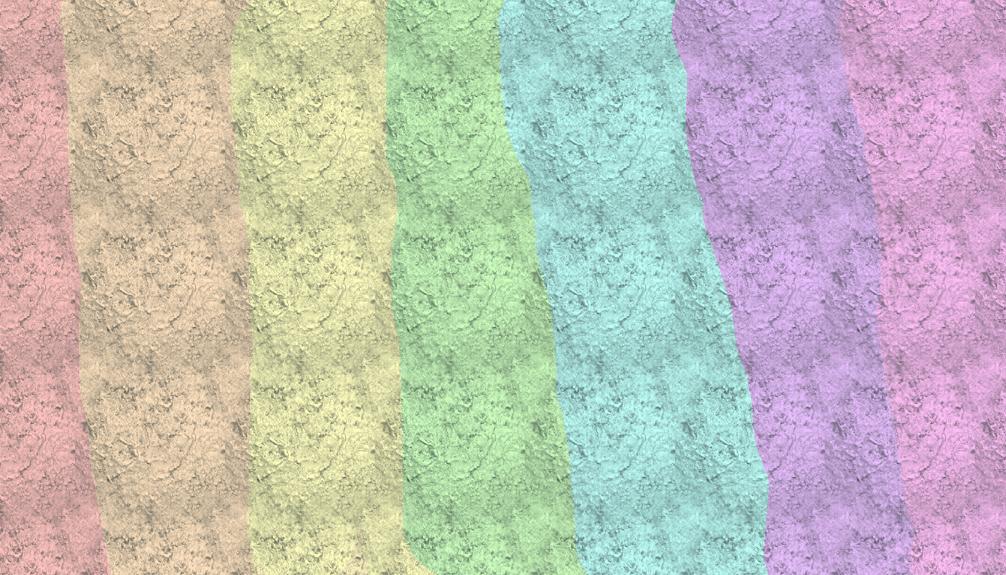 Pastel Rainbow Wallpaper By Robotunicorn150