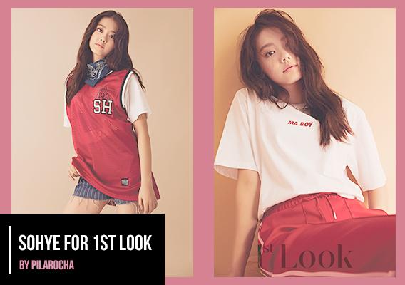 IOI SOHYE For 1st Look Magazine (RAR) by pilarocha
