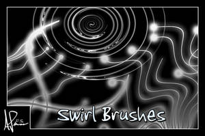Swirl Brushes Pack 1 by DemosthenesVoice