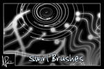 Swirl Brushes Pack 1