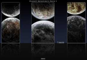 Planet Resource Pack 1 by DemosthenesVoice