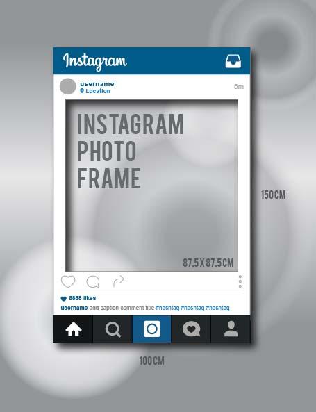instagram prop mock up by veezha by veezha on deviantart. Black Bedroom Furniture Sets. Home Design Ideas