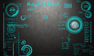 MediaTek Rainmeter