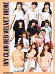 Ivy Club Red Velvet Irene 11P pngpack