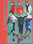 G-Dragon KAPPA 7P png by hyukhee05