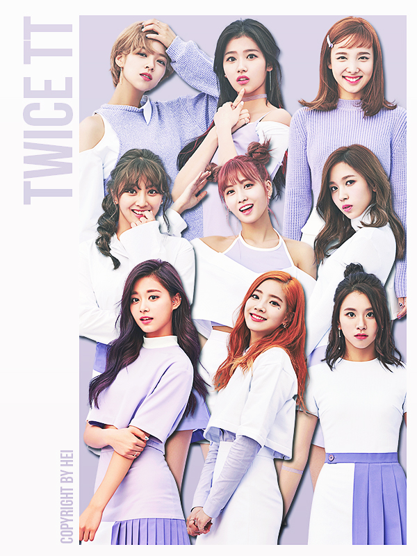 TWICE TT 9P png by hyukhee05 on DeviantArt