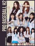 Red Velvet Pro Baseball H2 Part2 6P png
