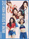 Red Velvet IRENE n SEULGI HIGH CUT 5P png
