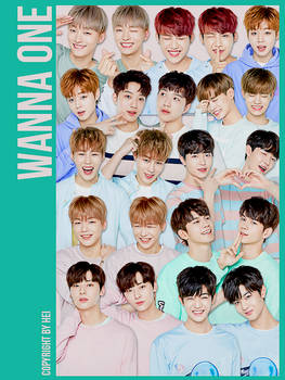 Wanna One Innisfree Part2 22P png