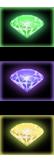Chaos Emeralds Win 7 Start Orb - Style 1